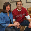 Tribune-Star/Jim Avelis<br /> Family ties: Kymberli Payonk and her husband Richard married the year following their 1986 graduations from St. Mary-of-he-Woods and Rose-Hulman. Richard's mother and sister are also Woods graduates.