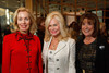 "(Denver, Colorado, Nov. 9, 2011)<br /> Honorary Chair, Annabel Bowlen (center) with event chairs, Jerilyn Bensard (left) and Kathy Klugman.  The ""2011 Memories Lost & Found Luncheon,"" benefiting the Alzheimer's Association of Colorado, at The Denver Center for the Performing Arts, Seawell Ballroom, in Denver, Colorado, on Wednesday, Nov. 9, 2011.<br /> STEVE PETERSON"