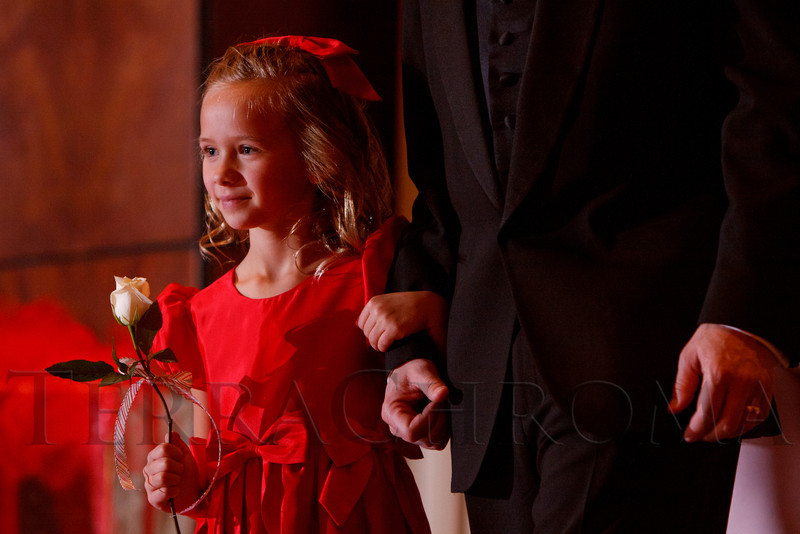 Georgia Kane.  Presentation of the 2011 Sugarplums during the 2011 Sugarplum Ball, presented by the Colorado Ballet Auxiliary, at the Brown Palace Hotel & Spa in Denver, Colorado, on Friday, Nov. 25, 2011.<br /> Photo Steve Peterson
