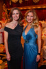 Leslie Dewell Smith and Alyson Graves.  Presentation of the 2011 Sugarplums during the 2011 Sugarplum Ball, presented by the Colorado Ballet Auxiliary, at the Brown Palace Hotel & Spa in Denver, Colorado, on Friday, Nov. 25, 2011.<br /> Photo Steve Peterson