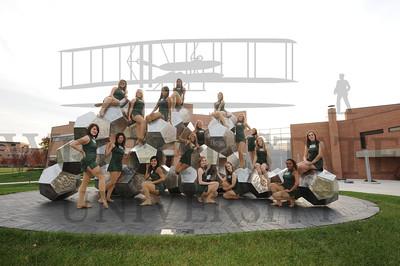 7455 Dance Team Photos 11-2-11