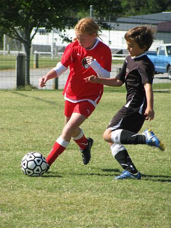 Oct. 2-10, 2011 Hailey Soccer