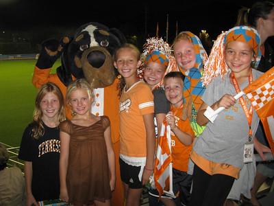 Oct. 8-9, 2011 UT Soccer/Football