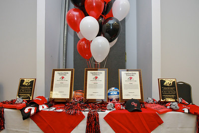 2011 Athletic Hall of Fame Banquet.