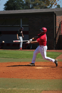 GWU alumni baseball game