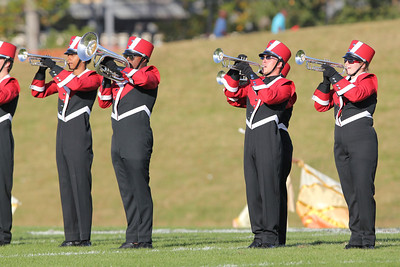 GWU marching band