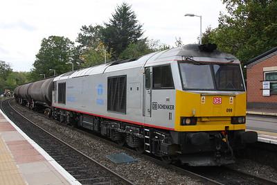 60099 Cheltenham 10/10/11 6E41 Westerleigh to Lindsey