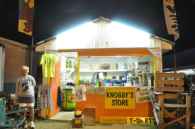 """Knobby's Store"" filled with treats for Clevland County Fair goers"