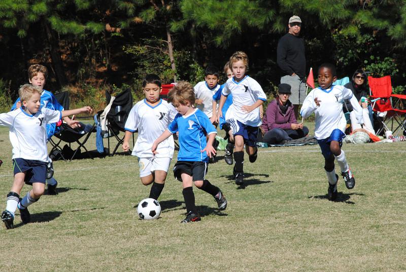 Richard Soccer 10-1-11