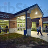 New school: The Martinsville High School was dedicated Friday evening.