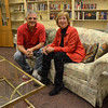 Tribune-Star/Jim Avelis<br /> At home: Ron and Dana Simons are California transplants, happy to be living and ministering in Terre Haute. Their Next Step Recovery House holds an open house next week.