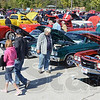 Tribune-Star/Jim Avelis<br /> Big turnout: The Ivy Tech Community College Wabash Valley Homecoming was highlighted by their annual car show. Scores of cars and hundreds of visitors showed up for the event.