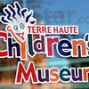 Signage: Detail photo of Children's Museum sign.