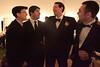 John, Jason, Vern (the groom!) and Alex