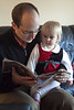 """""""Seriously, Dad?  We're reading The Economist when we could be reading a berry magazine?"""""""