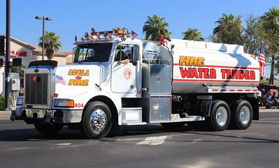 October 8 - Glendale Fire Prevention Parade