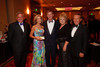 (Denver, Colorado, Oct. 1, 2011)<br /> George and Gail Johnson, Governor John Hickenlooper, and Judy and Charlie McNeil.  The Carousel Ball, presented by the Children's Diabetes Foundation at Denver, benefiting The Barbara Davis Center for Childhood Diabetes, at Denver Marriott City Center in Denver, Colorado, on Saturday, Oct. 1, 2011.<br /> STEVE PETERSON
