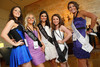 "(Denver, Colorado, Oct. 15, 2011)<br /> Morgan Weaver (Miss Colorado Rocky Mountain), Gianna Perri (Miss Lakewood), Rana Novini (Miss Broomfield), Amber Leider (Miss Aurora), Jordan Wagner (Miss Colorado Teen).  The ""Be Beautiful Be Yourself Fashion Show 2011,"" benefiting the Global Down Syndrome Foundation, at the Hyatt Regency Denver at the Colorado Convention Center in Denver, Colorado, on Saturday, Oct. 15, 2011.<br /> STEVE PETERSON"