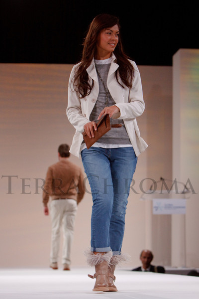 """(Denver, Colorado, Oct. 15, 2011)<br /> The """"Be Beautiful Be Yourself Fashion Show 2011,"""" benefiting the Global Down Syndrome Foundation, at the Hyatt Regency Denver at the Colorado Convention Center in Denver, Colorado, on Saturday, Oct. 15, 2011.<br /> STEVE PETERSON"""