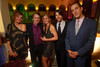 (Denver, Colorado, Oct. 27, 2011)<br /> Molly Eckrich, Bart Spaulding, Bryanna King, Adam Ames, and Andrew Bordwin.  The Museum of Contemporary Art Denver's 2011 LUMINOCITY Gala, benefiting MCA Denver, at the Union Station Main Train Hall in Denver, Colorado, on Thursday, Oct. 27, 2011.<br /> STEVE PETERSON