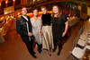 (Denver, Colorado, Oct. 27, 2011)<br /> Karl Kister, Mary Caulkins, Eliza Woloson, and Alice Fiori.  The Museum of Contemporary Art Denver's 2011 LUMINOCITY Gala, benefiting MCA Denver, at the Union Station Main Train Hall in Denver, Colorado, on Thursday, Oct. 27, 2011.<br /> STEVE PETERSON