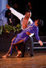 (Denver, Colorado, Oct. 29, 2011)<br /> Devin Baker dances salsa with Dr. Jandel Allen-Davis.  Dancing with the Denver Stars Gala, benefiting Cleo Parker Robinson Dance, at the Renaissance Denver Hotel in Denver, Colorado, on Saturday, Oct. 29, 2011.<br /> STEVE PETERSON