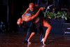 (Denver, Colorado, Oct. 29, 2011)<br /> Geta Asfaw dips Kamilah Turner.  Dancing with the Denver Stars Gala, benefiting Cleo Parker Robinson Dance, at the Renaissance Denver Hotel in Denver, Colorado, on Saturday, Oct. 29, 2011.<br /> STEVE PETERSON