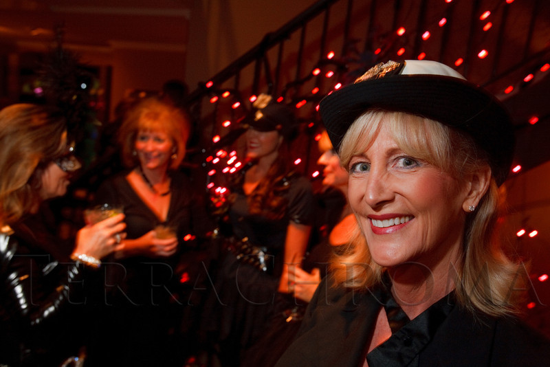 (Denver, Colorado, Oct. 29, 2011)<br /> Lainey Hamrick.  Halloween party at the home of Denise and Brent Snyder in Denver, Colorado, on Saturday, Oct. 29, 2011.<br /> STEVE PETERSON