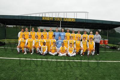 7318 Women's Soccer Team 10-1-11