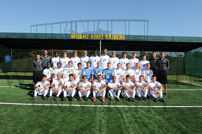 7325 Men's Soccer Team 10-6-11