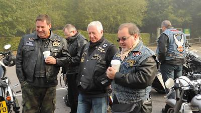Ogri Café Run, 16 Oct 2011