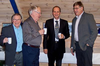 Tommy, Jan, Terje og Rune