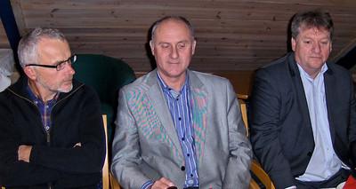 Hans Petter, Ed og Øystein