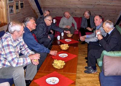 Tor, Svein Åge, Magne, Bernt, Svein Olav, Bjørn,  Ed og Harald
