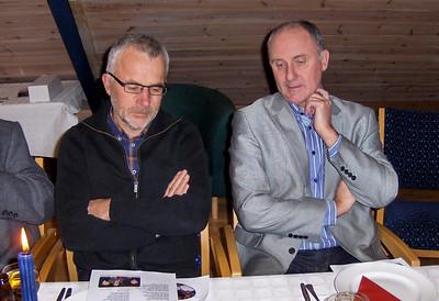 Hans Petter og Ed