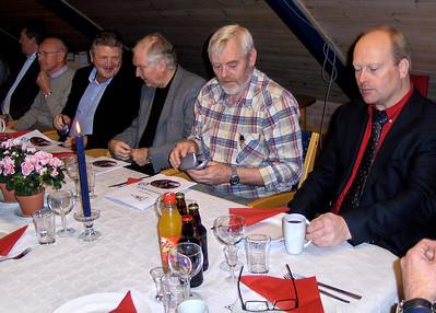 Øystein, Svenn Olav, Arild, Bjørn, Tor og Øyvind