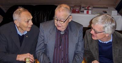Harald, Magne og Olav