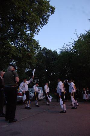 Chislehurst with Ravensbourne Morris. 21st June