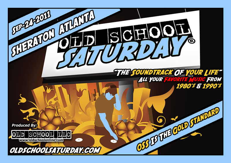 "Join us September-24-2011 at The Sheraton Atlanta Hotel ::: Same Weekend As The Atlanta Football Classic ::: info & tickets:   <a href=""http://www.oldschoolsaturday.com"">http://www.oldschoolsaturday.com</a>"