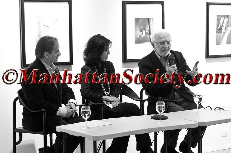 James Cavello, Margarite Almeida, Lucien Clergue