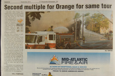 1st Responder Newspaper - September 2011