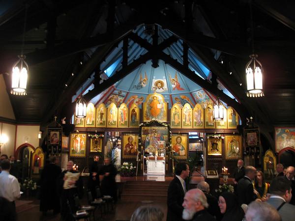 Ordination of Dn. Nicholas Hubbard