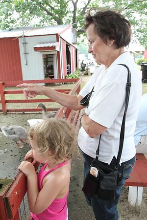 Ottawa County Fair July 28, 2011