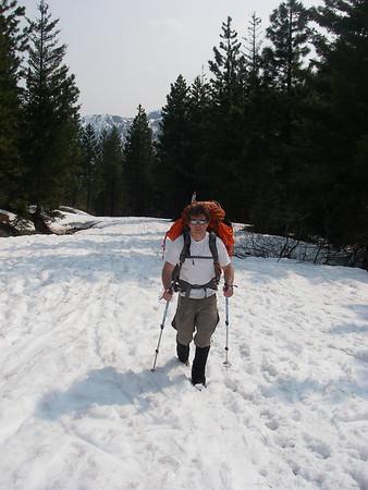 Ingalls Peak Hike - May