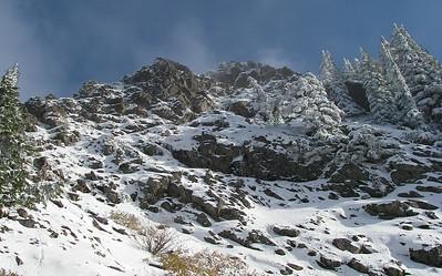 Silver and Tinkham Peak - November