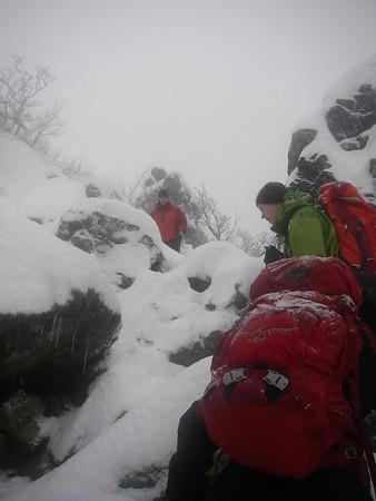 WAC Class: Mt Si - April