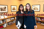 Donna Ferrato,Fanny Griffiths Ferrato attend PHILIP JONES GRIFFITH Maelstrom Co-Curated by Fanny Ferrato & Katherine Holden Opening Reception on Thursday, March 17, 2011 at Howard Greenberg Gallery, 41 East 57th Street, Suite 1406, New York City, NY (PHOTO CREDIT: ©2011 Manhattan Society.com by Chris London)
