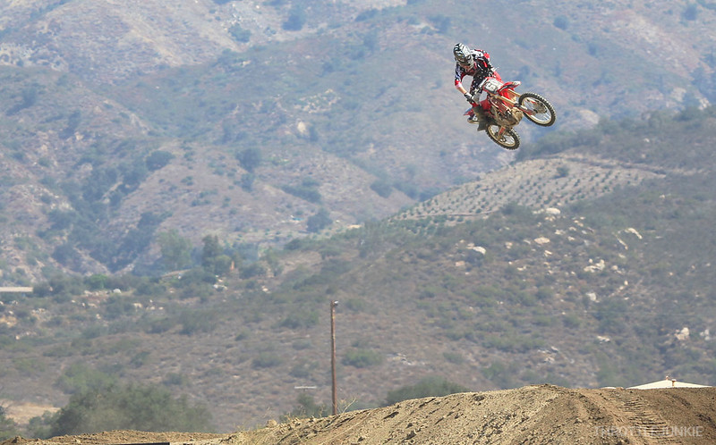 Pala AMA 2 weeks away track is going through changes 8-28-2011