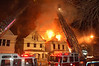 Paterson 3-21-11 : Paterson General Alarm at 731 E 23rd St. on 3-21-11.