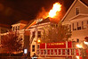 Paterson 5-1-11 : Paterson 3rd alarm at 718 E. 22nd St. on 5-1-11.